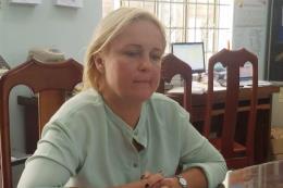 Bắt giữ một phụ nữ Nga bị truy nã quốc tế
