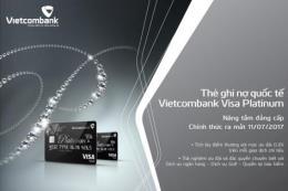 Vietcombank sắp ra mắt thẻ ghi nợ quốc tế cao cấp mới