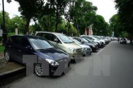 Không sử dụng vốn vay ODA để mua sắm xe ôtô