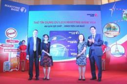 Maritime Bank ra mắt thẻ Tín dụng Du lịch với tính năng hoàn tiền đầu tiên ở Việt Nam