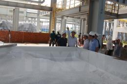 Xuất khẩu alumin thu về 50 triệu USD