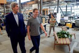 Giám đốc SpaceX và Facebook tranh luận về trí tuệ nhân tạo