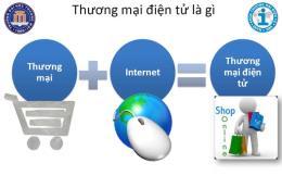 Giải pháp nào để thương mại điện tử  phát triển?