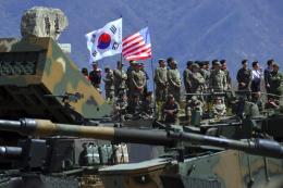 Trung Quốc: Mỹ-Hàn ngừng tập trận sẽ giúp giải quyết vấn đề Triều Tiên