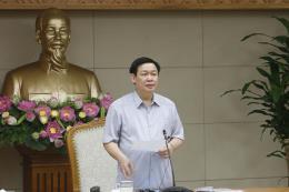Phó Thủ tướng Vương Đình Huệ: Giải quyết dứt điểm các vướng mắc pháp lý trong năm 2017
