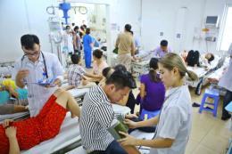 Bệnh sốt xuất huyết có dấu hiệu chững lại, bệnh tay chân miệng gia tăng