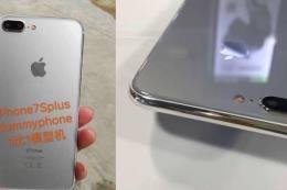 Rò rỉ hình ảnh được cho là của iPhone 7S
