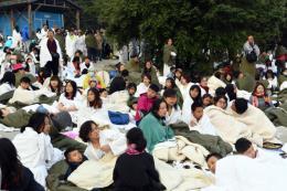 Không còn du khách nào của Vietravel ở Cửu Trại Câu (Trung Quốc)