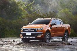 Xe bán tải vẫn được ưa chuộng dù sức tiêu thụ của thị trường ô tô giảm mạnh