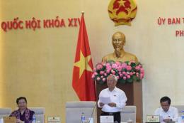 Thông qua nghị quyết về thành lập các cơ quan kiểm sát, tòa án của TP. Sầm Sơn