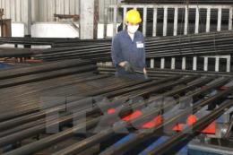 Sản xuất thép tiếp đà tăng trưởng mạnh