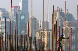 Tốc độ đầu tư phát triển nhà ở tại Trung Quốc đã chậm hơn
