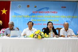 Triển lãm công nghệ ngành tôm Việt Nam sẽ diễn ra vào năm 2018