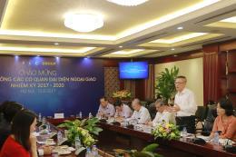 Tập đoàn FLC gặp mặt Trưởng cơ quan đại diện Việt Nam tại nước ngoài