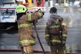 Australia buộc tội khủng bố đối tượng đốt đền thờ Hồi giáo