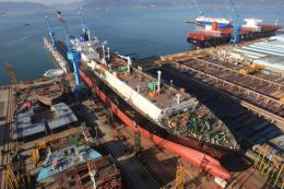 Hàn Quốc: Nổ tàu chờ dầu, 4 công nhân thiệt mạng