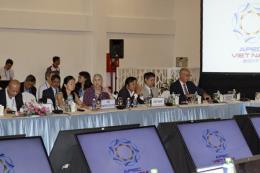APEC 2017: Ứng dụng thông tin thời tiết để ứng phó với biến đổi khí hậu