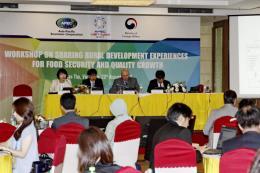 APEC 2017: Hội thảo  chuỗi giá trị thực phẩm để phát triển nông thôn