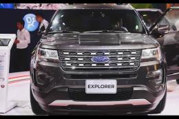 Thu hồi hàng chục nghìn xe SUV Explorer của Ford tại Trung Quốc