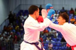 SEA Games 29: Việt Nam thắng áp đảo ở nội dung kumite và giành thêm 1 HCV