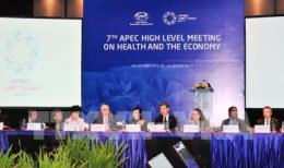 APEC 2017: Đối thoại chính sách về y tế và thương mại