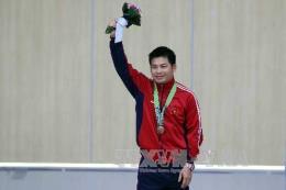 SEA Games 29:  Hà Minh Thành giành HCV ở môn bắn súng