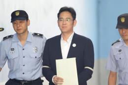 Phó Chủ tịch Tập đoàn Samsung bị kết án 5 năm tù