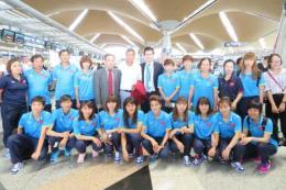 Vietnam Airlines tặng hơn 500 thẻ Bông Sen Vàng cho đoàn SEA Games 29 của Việt Nam