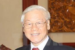 Tổng Bí thư Nguyễn Phú Trọng kết thúc chuyến thăm chính thức Indonesia và Myanmar