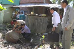 Dịch sốt xuất huyết: Thành phố Hồ Chí Minh ra quân chiến dịch cao điểm diệt lăng quăng
