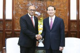 Chủ tịch nước Trần Đại Quang: Không ngừng vun đắp quan hệ đặc biệt Việt Nam - Cuba