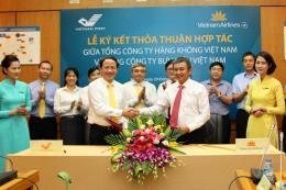 Vietnam Airlines và Vietnampost hợp tác nâng cao hiệu quả hoạt động