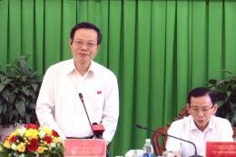 Phó Chủ tịch Quốc hội Phùng Quốc Hiển: Cần Thơ phải đi đầu trong liên kết vùng