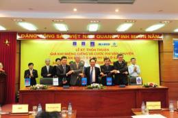 Ký hai thỏa thuận về giá khí và cước vận chuyển cho dự án Lô B – Ô Môn