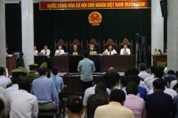 Phiên tòa xét xử Hà Văn Thắm: Ninh Văn Quỳnh lật ngược lời khai