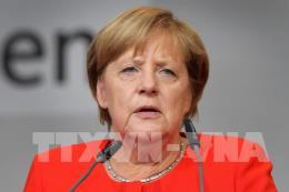 Thủ tướng Đức bắt đầu thăm Mỹ