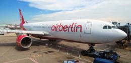 Air Berlin hủy bỏ hàng chục chuyến bay