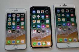 Ra mắt iPhone X, giá trị vốn hóa thị trường của Apple có thể đạt mốc 1.000 tỷ USD