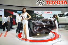 Vios và Fortuner tiếp tục dẫn dắt doanh số bán hàng của Toyota Việt Nam
