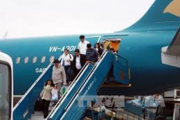 Vietnam Airlines điều chỉnh kế hoạch khai thác do ảnh hưởng của cơn bão LAN