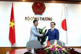 Việt Nam-Nhật Bản: Thúc đẩy hợp tác công nghiệp, thương mại và năng lượng