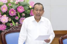 Phó Thủ tướng Trương Hòa Bình yêu cầu điều tra vụ cháy tại quận Tân Bình