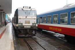 Ảnh hưởng bão số 10: Đường sắt điều chỉnh kế hoạch khai thác