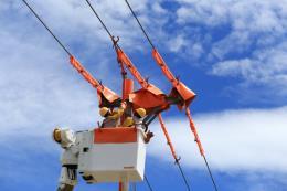 Điện lực miền Trung ứng phó với bão số 10