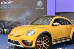 Doanh số xe của Volkswagen đang dần phục hồi sau vụ bê bối gian lận khí thải