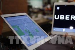 Uber bị buộc dừng hoạt động tại thủ đô London