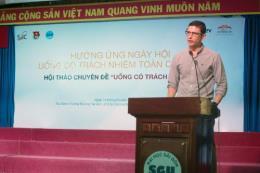 AB INBEV Việt Nam hưởng ứng Ngày hội uống có trách nhiệm toàn cầu 2017