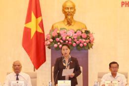 Bế mạc Phiên họp thứ 14 Ủy ban Thường vụ Quốc hội khóa XIV