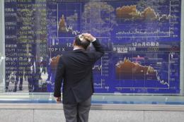 Chứng khoán châu Á biến động trái chiều