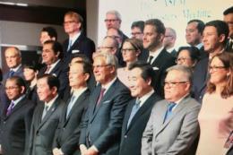 Hàn Quốc kêu gọi châu Âu và châu Á chống chủ nghĩa bảo hộ